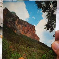 Postales: POSTAL ORDESA PIRINEO ARAGONÉS N 73 PEÑARROYA S/C. Lote 218507330