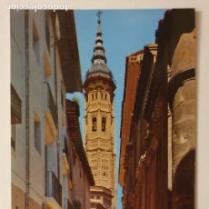 Cartes Postales: CALATAYUD - TORRE DE LA COLEGIATA DE SANTA MARÍA - LMX - ZAR2. Lote 218941546