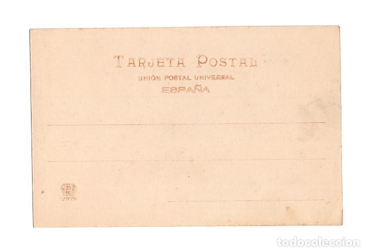 Postales: ZARAGOZA.- ESTATUA DE D. JUAN DE LANUZA. - Foto 2 - 219375573