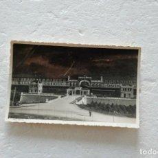 Postales: POSTAL DE CANFRANC (HUESCA): ENTRADA A LA ESTACION (ED.ARRIBAS NUM.1) S/C. Lote 220985933