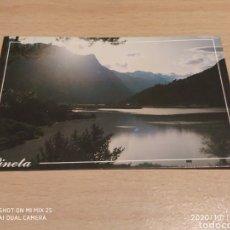 Postales: POSTAL VALLE DE PINETA, PIRINEOS ARAGONESES (HUESCA) (ANTIGUA). Lote 221164255