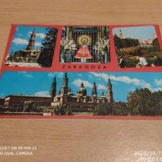 Postales: POSTAL ZARAGOZA (ZARAGOZA) (ANTIGUA). Lote 221164357