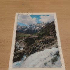 Postales: POSTAL BIELSA, VALLE DE PINETA, PIRINEOS ARAGONESES (HUESCA) (ANTIGUA). Lote 221168277