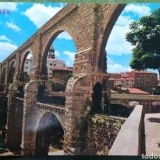 Cartoline: POSTAL N°161 LOS ARCOS ACUEDUCTO TERUEL. Lote 221249360