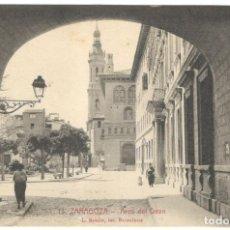 Postales: POSTAL. ZARAGOZA - ARCO DEL DEAN. Nº 13 ROISIN, SIN CIRCULAR.. Lote 221375741