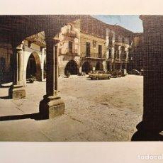 Postales: GRAUS (HUESCA) POSTAL NO.8, PLAZA DE ESPAÑA EDICIÓNES SICILIA (H.1960?) S/C. Lote 221964580