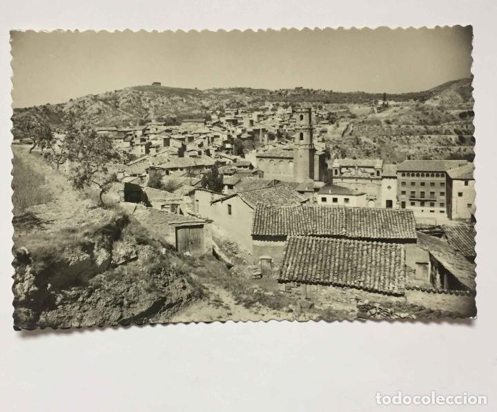 Postales: 4 tarjetas postales: PERALTA DE LA SAL (Huesca, 1950-60's) Sin circular. ¡Originales! Coleccionista - Foto 4 - 222039537