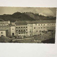 Postales: TARJETA POSTAL: PERALTA DE LA SAL (HUESCA, 1930-40'S) ¡SIN CIRCULAR! ¡ORIGINAL!. Lote 222054483