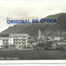 Postales: (PS-63831)POSTAL FOTOGRAFICA DE BIESCAS-VISTA PARCIAL. Lote 222586351