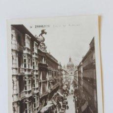 Postales: POSTAL ZARAGOZA, CALLE ALFONSO I, Nº 38. Lote 222709423
