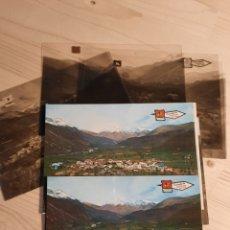 Postales: CASTEJON DE SOS / HUESCA .- VISTA GENERAL .- POSTAL , NEGATIVOS Y PRUEBAS DE COLOR / EDI. PERGAMINO. Lote 222904991