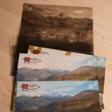 Postales: CASTEJON DE SOS / HUESCA .- VISTA PARCIAL .- POSTAL , NEGATIVOS Y PRUEBAS DE COLOR / EDI. PERGAMINO. Lote 222908760