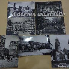 Postales: TERUEL. LOTE 7 POSTALES EDICIONES SICILIA. Lote 223477793