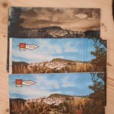 Postales: BOLTAÑA / HUESCA / VISTA PARCIAL / PRUEBAS DE COLOR Y NEGATIVOS / EDICIONES PERGAMINO. Lote 225533401
