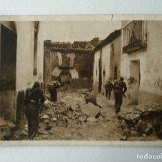 Cartes Postales: FRENTE ARAGÓN / GUERRA CIVIL- LA PRESA DE SIETAMO, HUESCA.. Lote 225584885