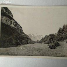 Postales: POSTAL FOTOGRAFICA, PIRINEO, VALLE DE ORDESA. HUESCA. Lote 226293305