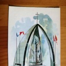 Cartoline: POSTAL - CANDANCHU - PUERTO DEL SOMPORT - ALTO ARAGÓN (HUESCA).. Lote 228943890