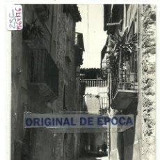 Postales: (PS-64176)POSTAL DE NONASPE-VISTAS.EXCLUSIVAS VDA.DE MANUEL LLOP. Lote 230068595