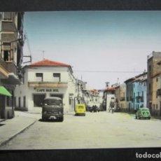 Cartes Postales: MONREAL DEL CAMPO-CALLE MAYOR-MONTAÑES EDICIONES-9-POSTAL ANTIGUA-(76.441). Lote 230079615