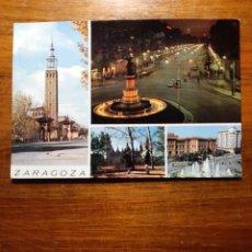 Postales: POSTAL ZARAGOZA. SIN CIRCULAR.. Lote 233953090