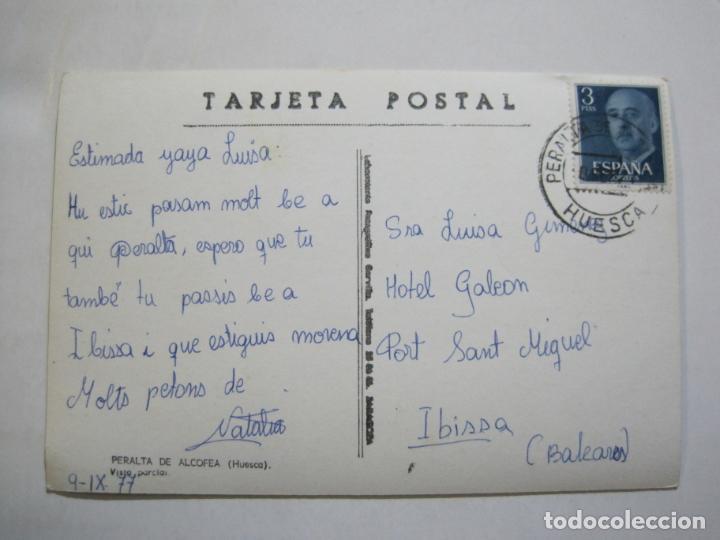 Postales: PERALTA DE ALCOFEA-VISTA PARCIAL-LAB·FOTO·GARVILLA-POSTAL ANTIGUA-(76.818) - Foto 3 - 234924775