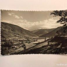 Postales: JACA (HUESCA) POSTAL NO.15, VISTA DEL VALLE. EDIC., SICILIA (H.1960?) DEDICADA.. Lote 236660825