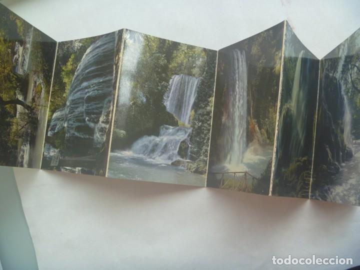 Postales: ACORDEON CON 10 POSTALES DE MONASTERIO DE PIEDRA ( ZARAGOZA ). AÑOS 60 - Foto 2 - 236680985