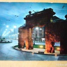 Postales: ZARAGOZA - PUERTA DEL CARMEN (ESCRITA Y CIRCULADA). Lote 236719585