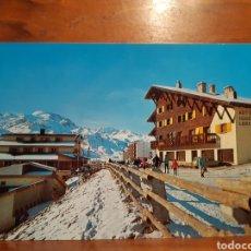 Postales: ANTIGUA POSTAL DEL HOTEL EGUZKI LORE DE FORMIGAL AÑOS 70. Lote 236754170