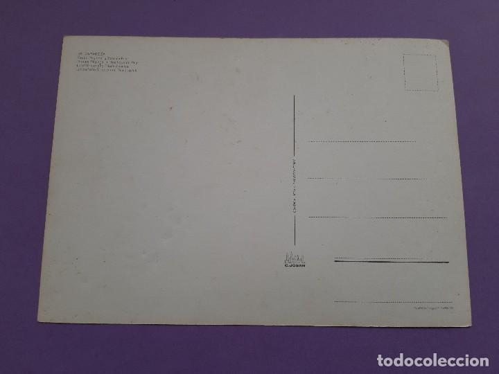 Postales: POSTAL GRAN FORMATO ZARAGOZA GRUPO REGIONAL Y BASILICA DEL PILAR - Foto 2 - 236810265