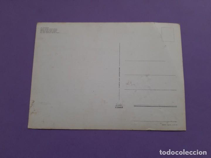 Postales: POSTAL GRAN FORMATO ZARAGOZA BASILICA DEL PILAR LA SANTA CAPILLA - Foto 2 - 236810610