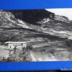 Postais: HOTEL TURBON.FOTO GALLEGO.GRAUS (HUESCA).. Lote 243661655
