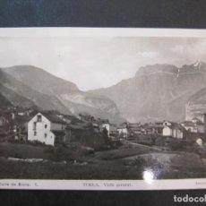 Postales: VALLE DE BROTO-TORLA-VISTA GENERAL-ARRIBAS EDICIONES-1-FOTOGRAFICA-POSTAL ANTIGUA-(77.693). Lote 243662840