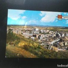 Postales: POSTALES MONZÓN, HUESCA. VISTA PARCIAL, 12.036. ED. PERGAMINO. CIRCULADA.. Lote 243760745