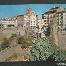 Postales: POSTAL CIRCULADA - TERUEL 620 - ESCALINATA MONUMENTO A LOS AMANTES - EDITA SICILIA. Lote 243771545