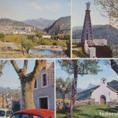 Postales: PIRINEO ARAGONES -BOLTAÑA. Lote 243915310