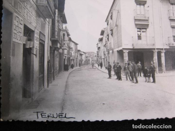 Postales: TORO ? -FOTOGRAFICA-TERUEL ?-POSTAL ANTIGUA-VER FOTOS-(77.799) - Foto 3 - 244587870