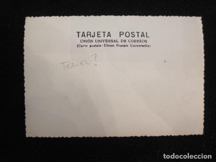 Postales: TORO ? -FOTOGRAFICA-TERUEL ?-POSTAL ANTIGUA-VER FOTOS-(77.799) - Foto 4 - 244587870