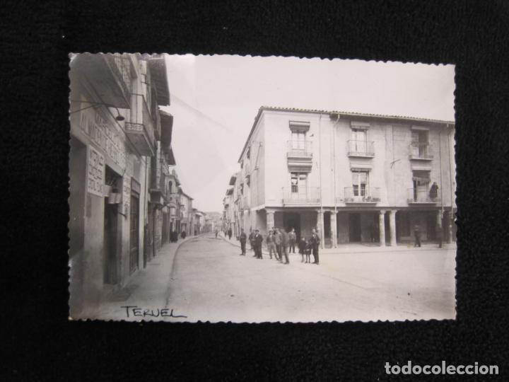 TORO ? -FOTOGRAFICA-TERUEL ?-POSTAL ANTIGUA-VER FOTOS-(77.799) (Postales - España - Aragón Moderna (desde 1.940))