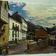 Postales: POSTAL PANTICOSA.-PL.JESUS M.ZULOAGA. Lote 245257645