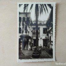 Postales: POSTAL CORDOBA PATIO TIPICO L. ROISIN. Lote 245394000