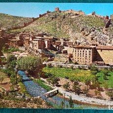 Postales: POSTAL DE ALBARRACIN - HOTEL AZAGRA - RW. Lote 245617330