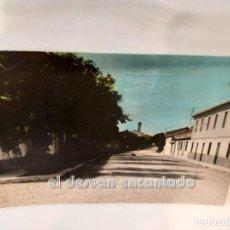 Postales: GURREA DE GALLEGO. ANTIGUA POSTAL. Lote 245645350