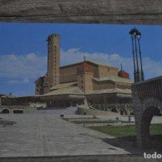 Postales: POSTAL DE TORRECIUDAD. AÑOS 70 PROVINCIA DE HUESCA. CURIOSA INSCRIPCIÓN. Lote 246309510