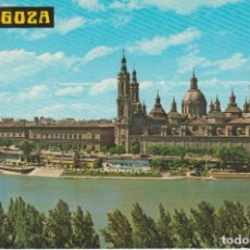 Postales: (202) ZARAGOZA. BASILICA DEL PILAR ... SIN CIRCULAR. Lote 246327340