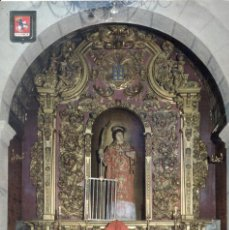 Postales: POSTAL ANTIGUA DE HUESCA. SAN LORENZO PATRONO DE HUESCA. Lote 246430860