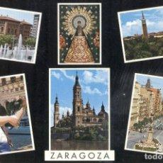 Postales: POSTAL ANTIGUA DE ZARAGOZA. Lote 246437450