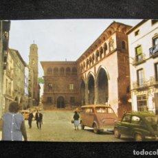 Postales: ALCAÑIZ-PLAZA DE ESPAÑA-RAE-COMERCIAL JOSAN-9-POSTAL ANTIGUA-VER FOTOS-(78.146). Lote 246563880