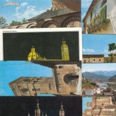 Postales: (5) LOTE DE 99 POSTALES DE ARAGON. Lote 251560600