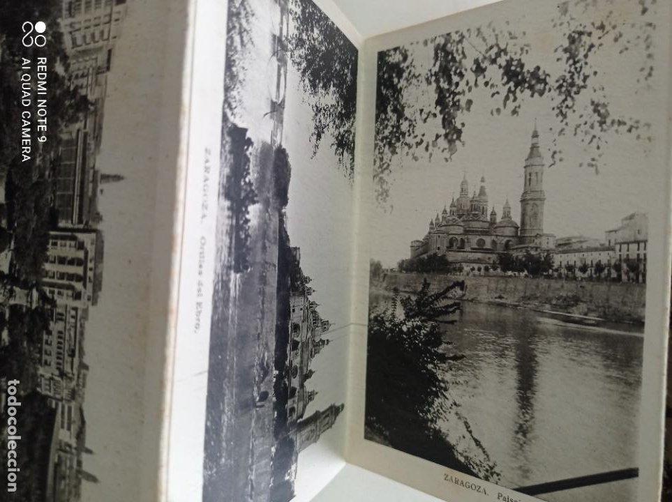 Postales: ZARAGOZA. BLOCK DE 10 POSTALES SEGUNDA SERIE. EDICIONES ARRIBAS, ZARAGOZA - Foto 4 - 252237610